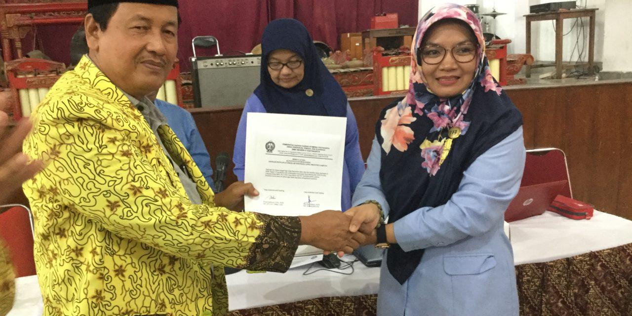 Kunjungan Pengawas dari Propinsi Lampung