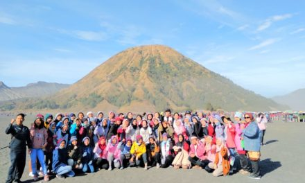Guiding and Tour Organizer Practice Tourism Department
