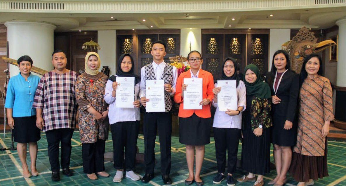Program PKL sebagai Cerminan Etos Kerja Peserta Didik SMKN 6 Yogyakarta di DU/DI