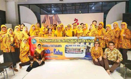 Kunjungan Studi Tiru Tim Pengembang dan Tim Manajemen ke Surakarta dan Kudus