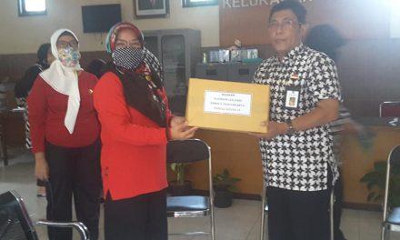 SMK Negeri 6 Yogyakarta Peduli Covid-19 Tahap 2