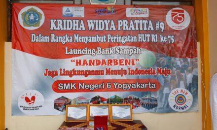 Kridha Widya Pratita #9 dalam rangka HUT RI ke 75