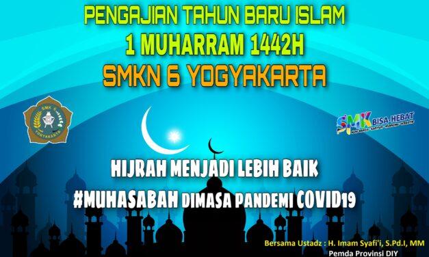 Pengajian Tahun Baru Islam 1 Muharram 1442H
