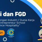Sosialisasi dan FGD, Link and Match SMK dengan Industri/Dunia Kerja
