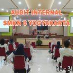 Audit Internal SMM ISO 9001:2015