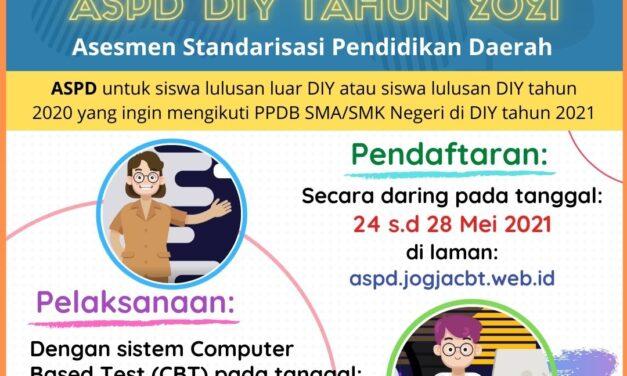 Asesmen Standarisasi Pendidikan Daerah (ASPD)