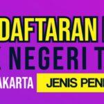 Proses Pendaftaran PPDB Online SMA & SMK Negeri DIY Tahun 2021