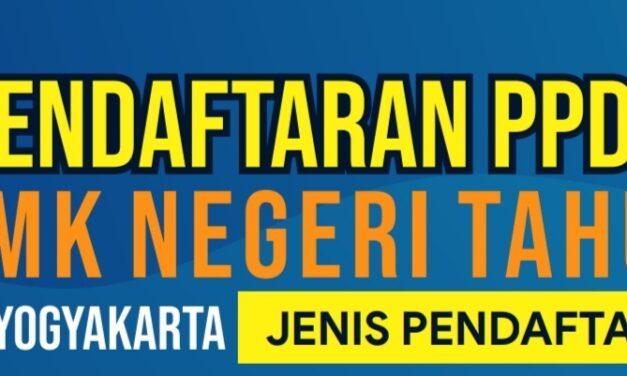 Proses Pendaftaran PPDB Online SMK/SMK Negeri di DIY Jalur Reguler Tahun 2021