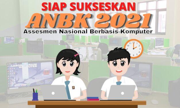 SMKN 6 YOGYAKARTA SIAP SUKSESKAN ANBK 2021